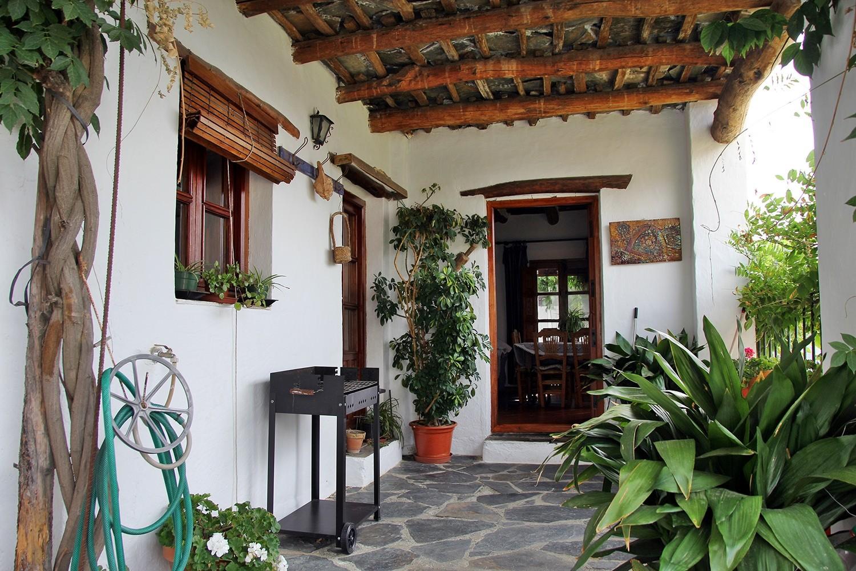 The porch