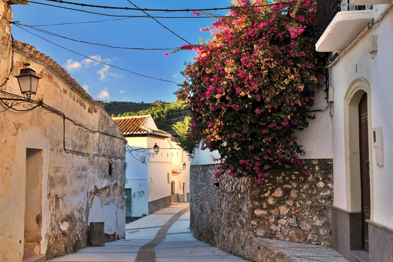 A Street in Gualchos