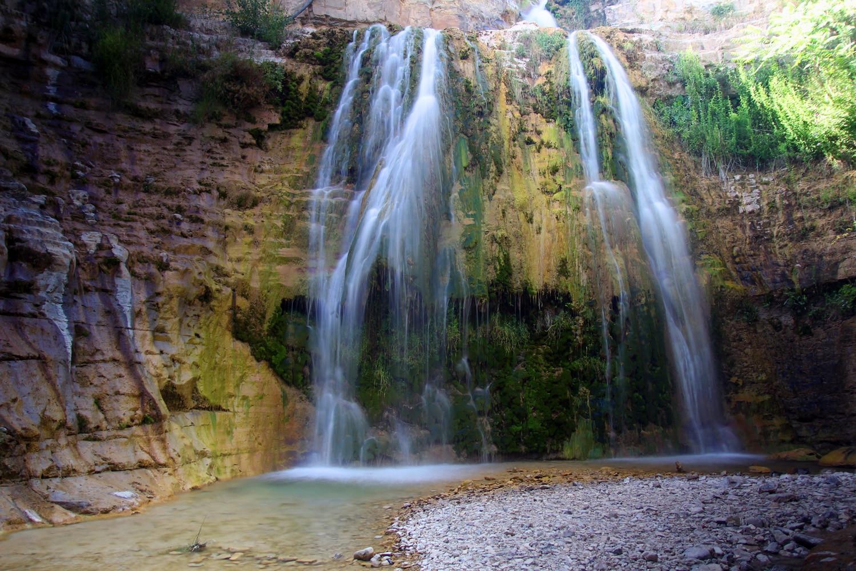 A Waterfall near Algarinejo