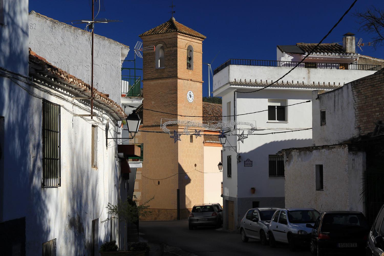 The Church of Cónchar