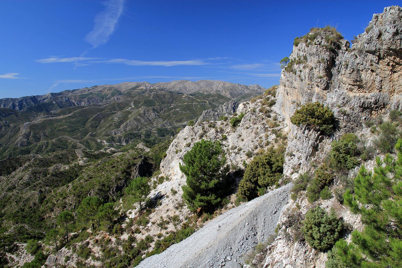 The View from Peña Escrita