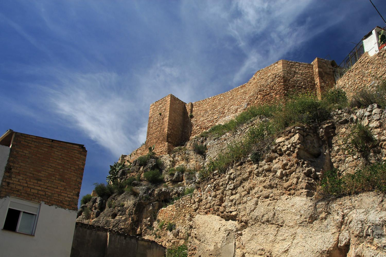 The Castle of Loja