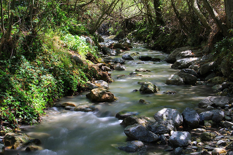 River Dílar (Sierra Nevada)