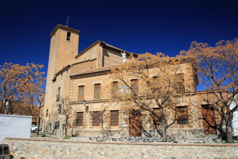 Iglesia de San Cristóbal (Albaicin)