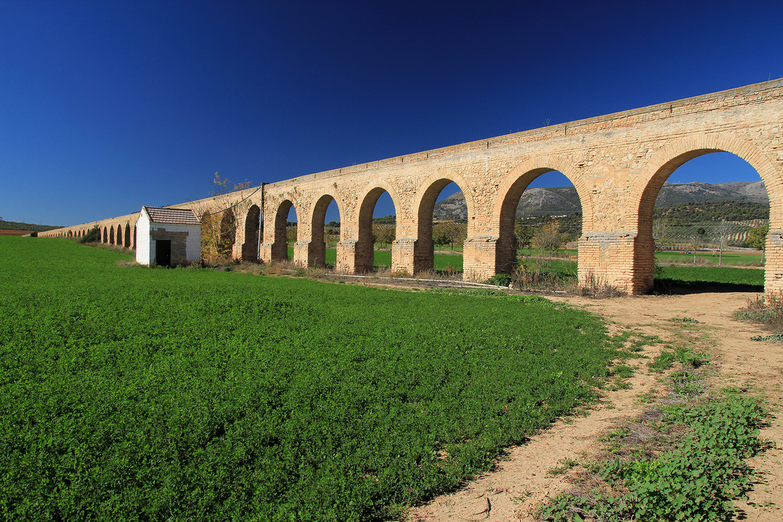 An Aqueduct in Íllora