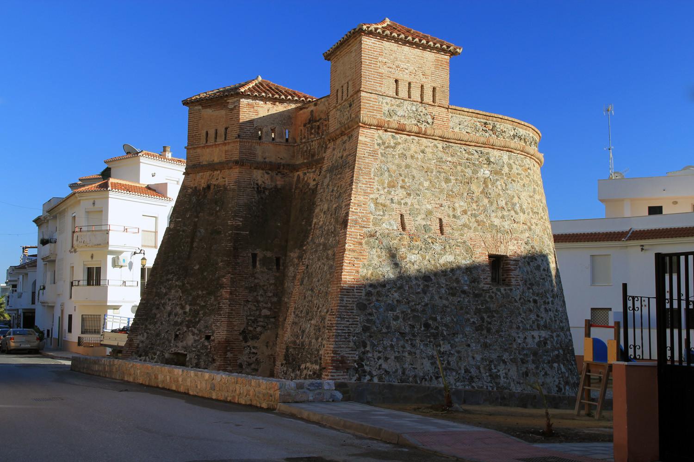 Fortres in Castillo de los Baños