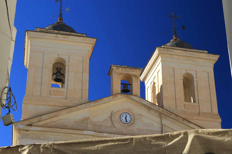 The Church Towers of Murtas