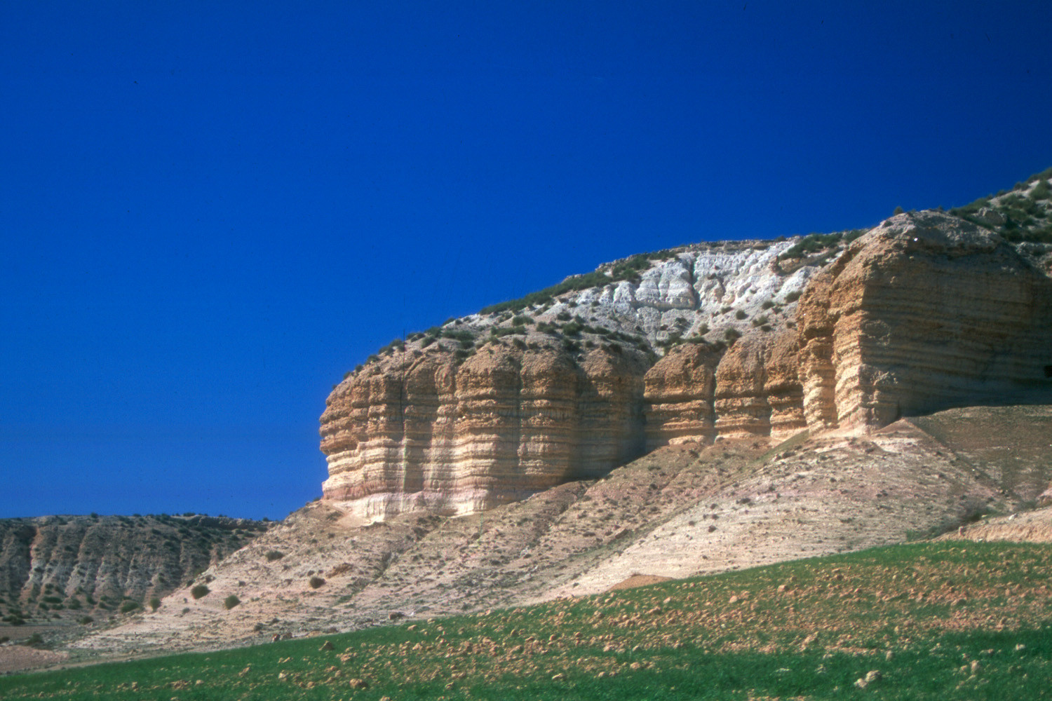 A Canyon near Orce