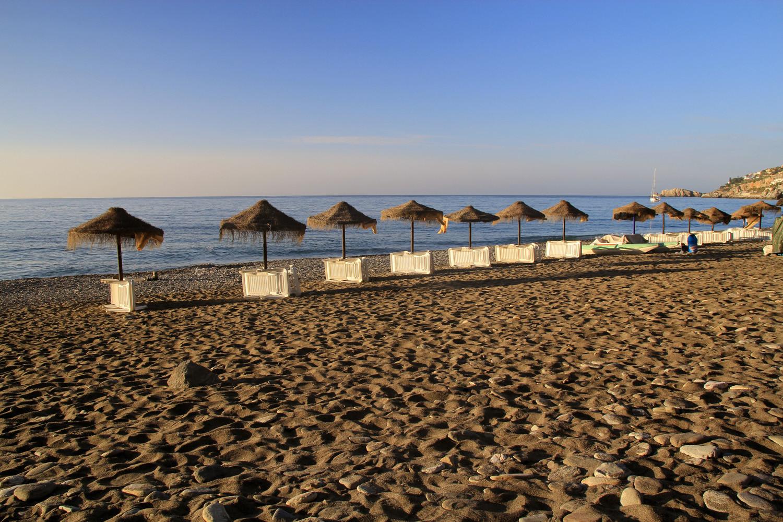 Playa El Muerto - Almuñecar