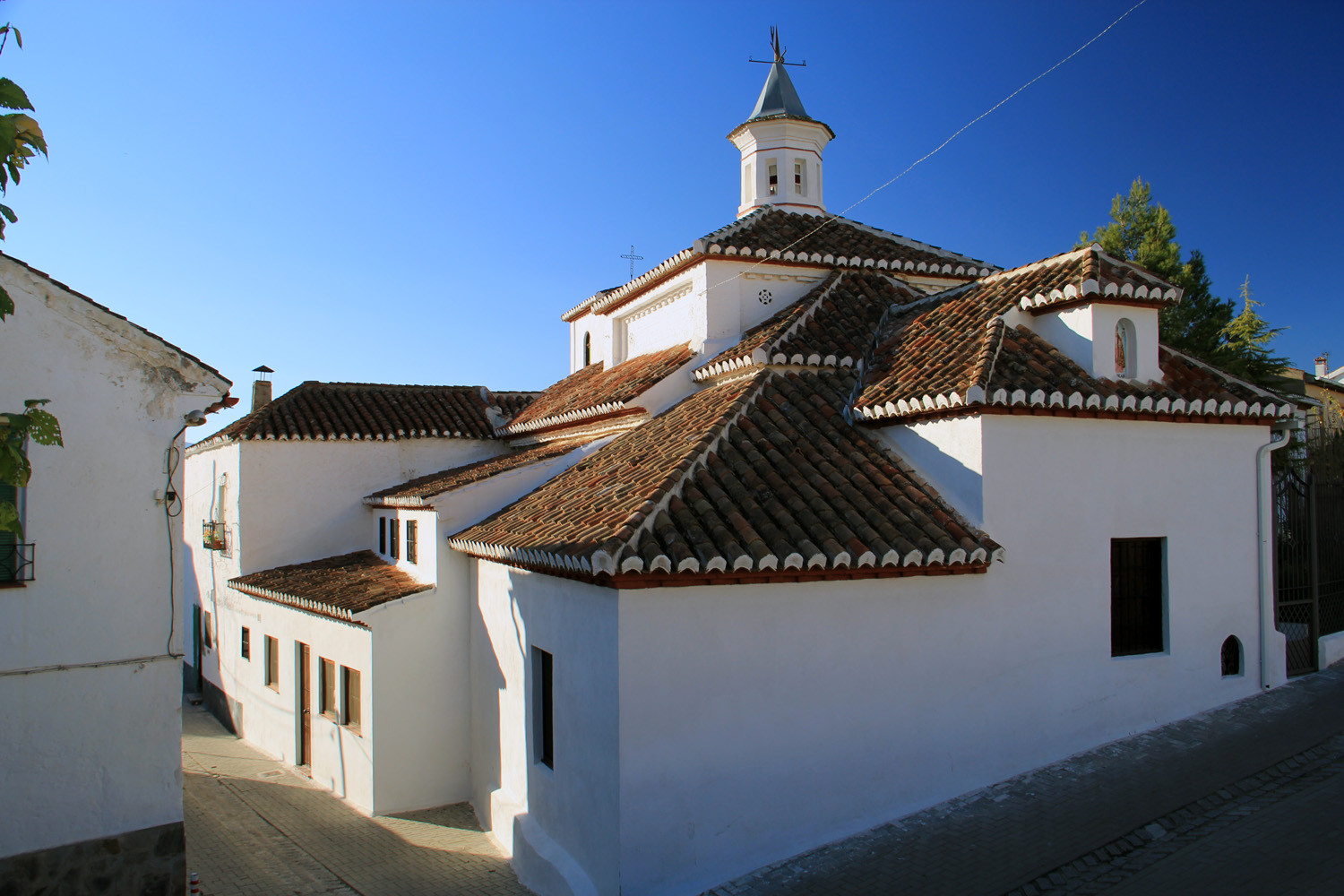 The Chapel of Dúrcal