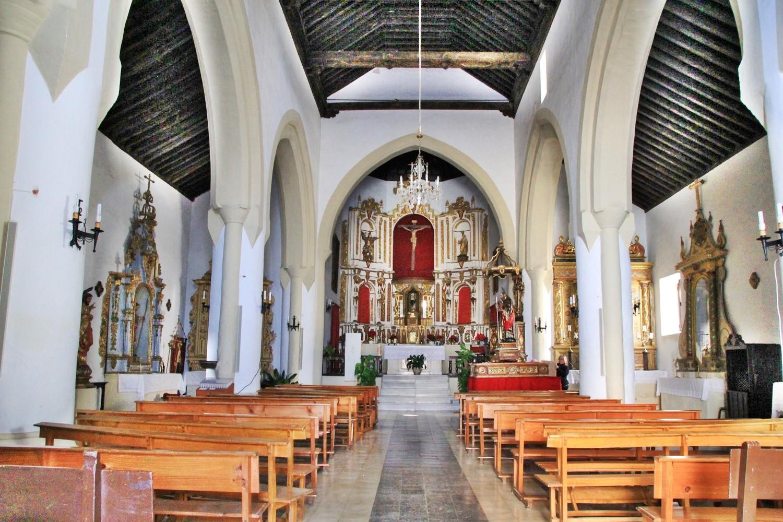 The Church of Béznar