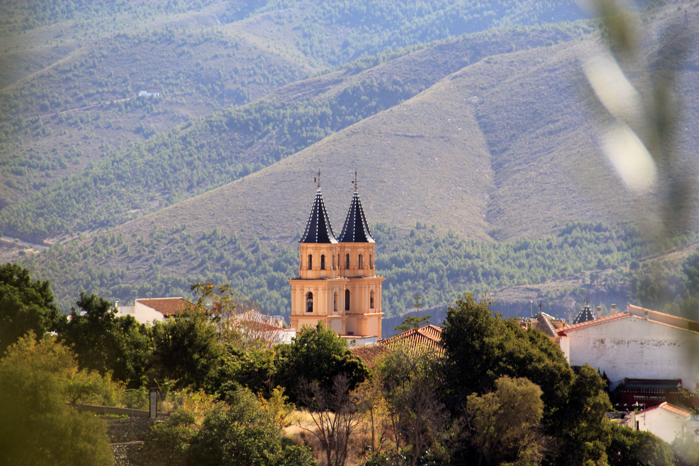 View on Orgíva