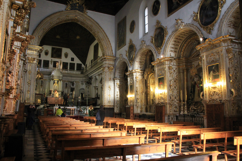 Iglesia Santa Ana  (Albaicin)