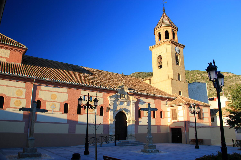 The Church of El Padul
