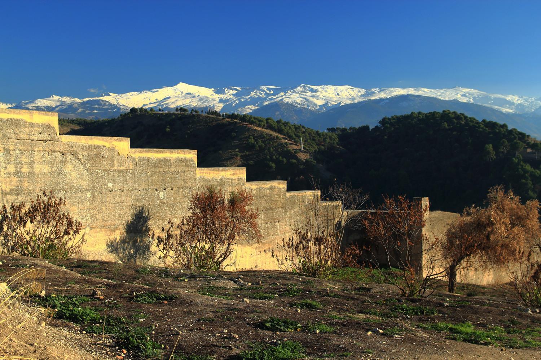 Muralla Nazari  (Albaicin)