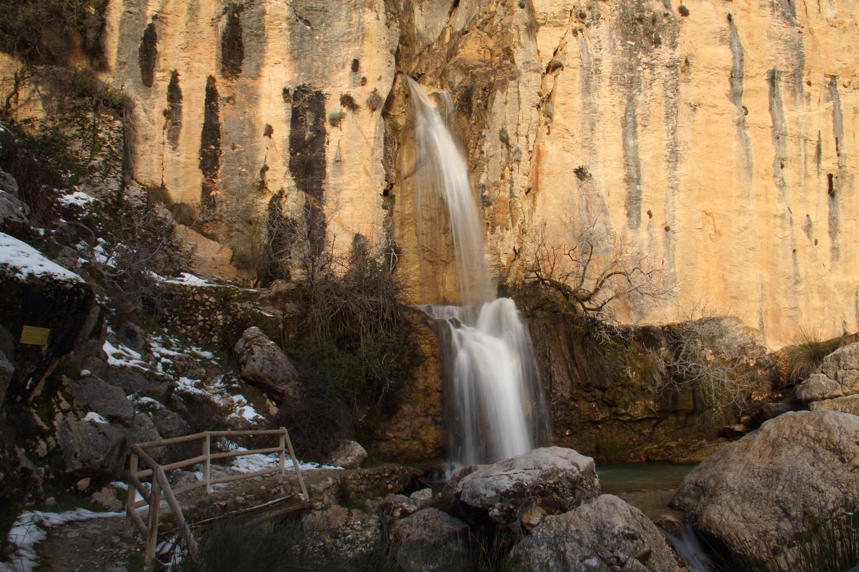 Waterfall Cerrada de Magdalena