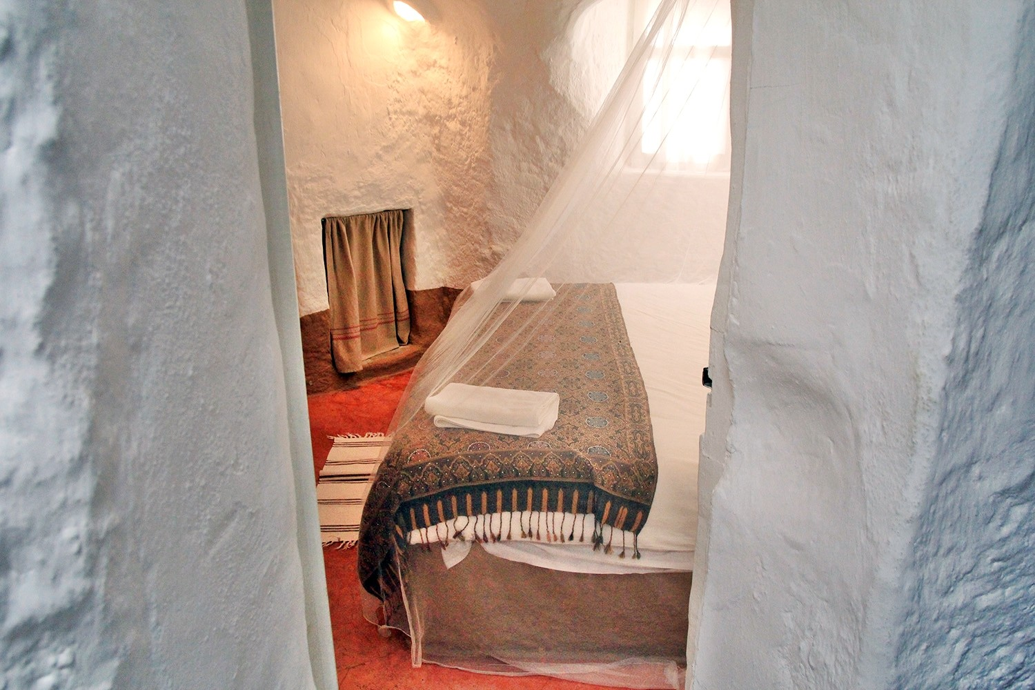 View in the bedroom from the entrance