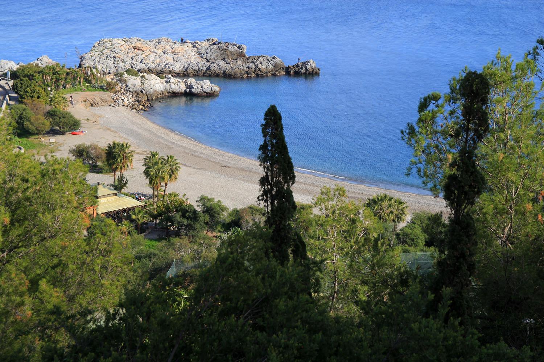 Playa Los Berengueles - Almuñecar