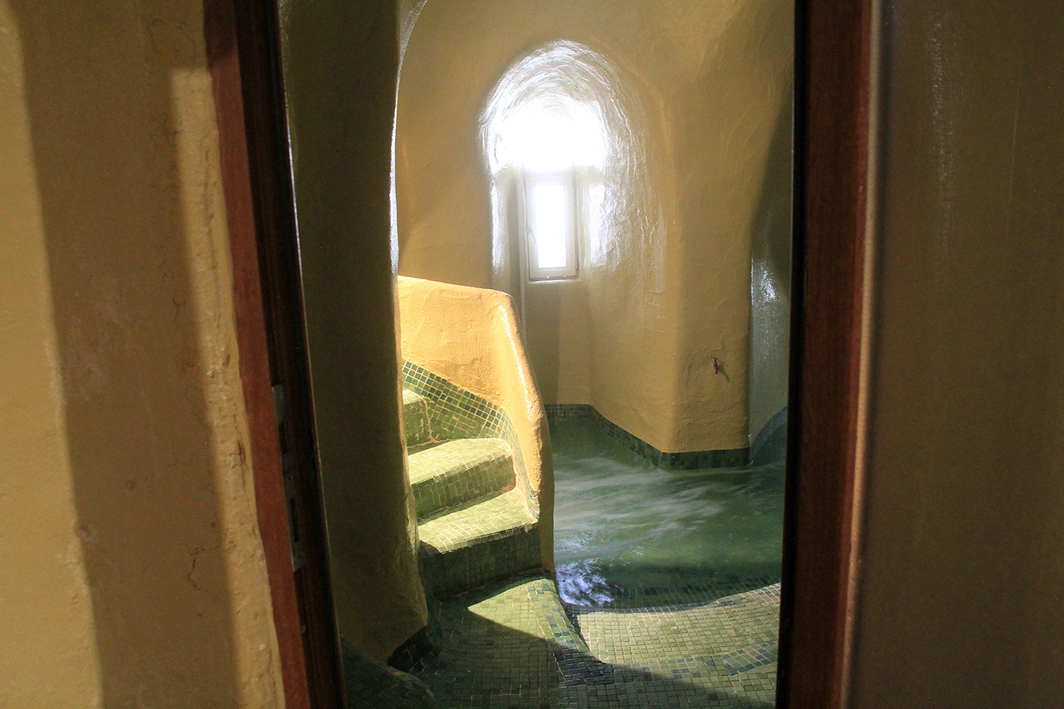 The Arabic baths (Hamman)