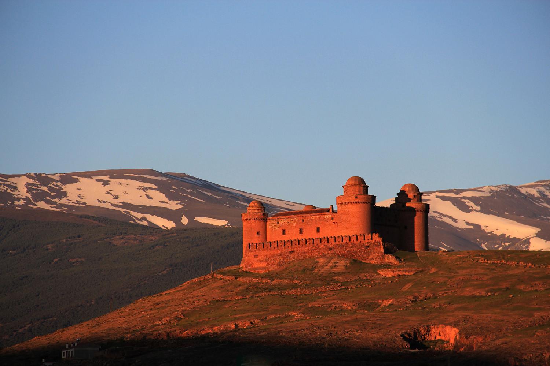 The Castle La Calahorra