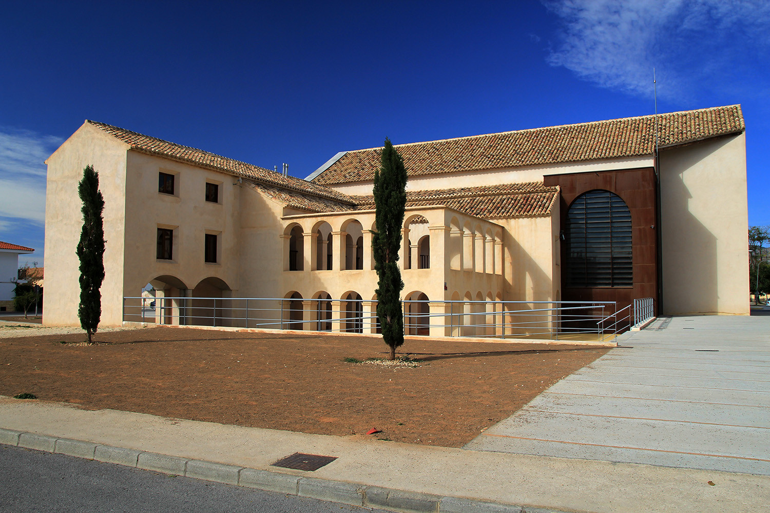 The Convent of San Francisco in Huéscar