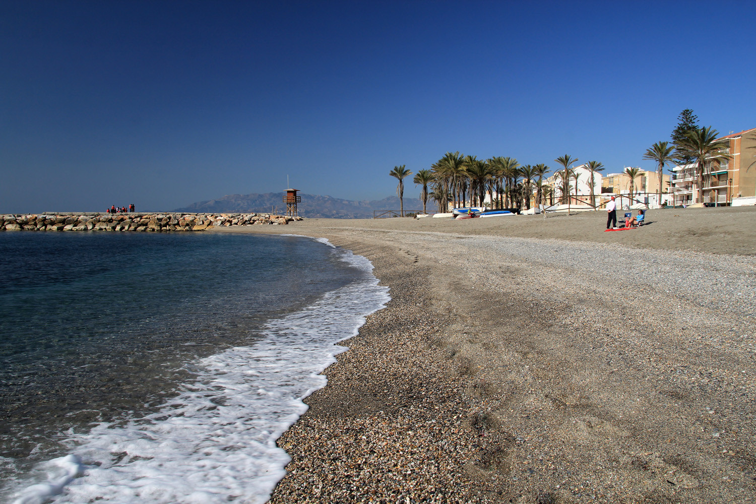Playa Torrenueva - Motril