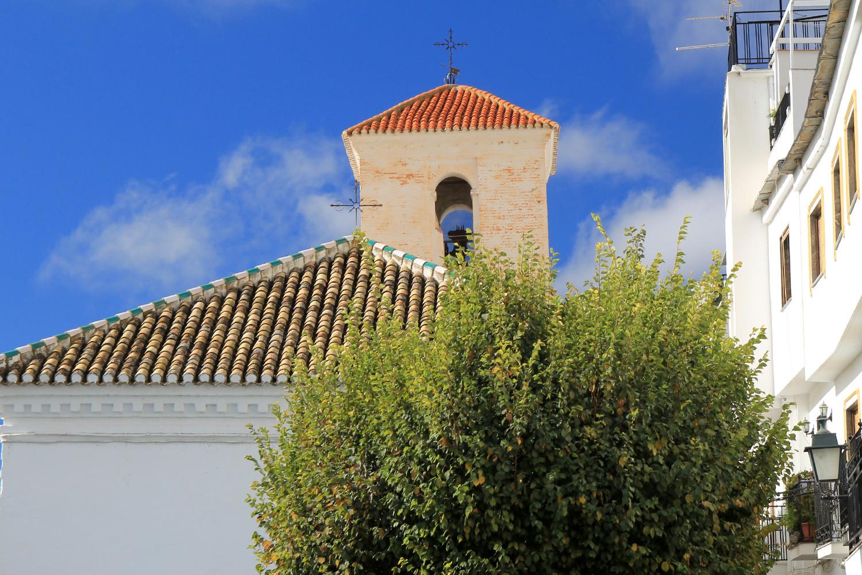 The Church in Soportújar