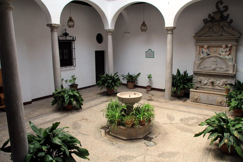 Casa de los Condes de Arco (Albaicin)