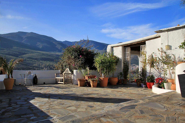 A communal terrace