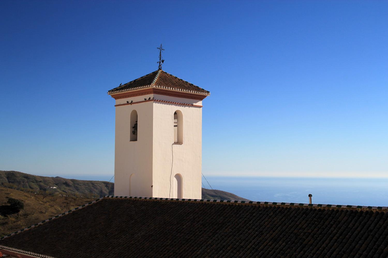 The Church of Albondón