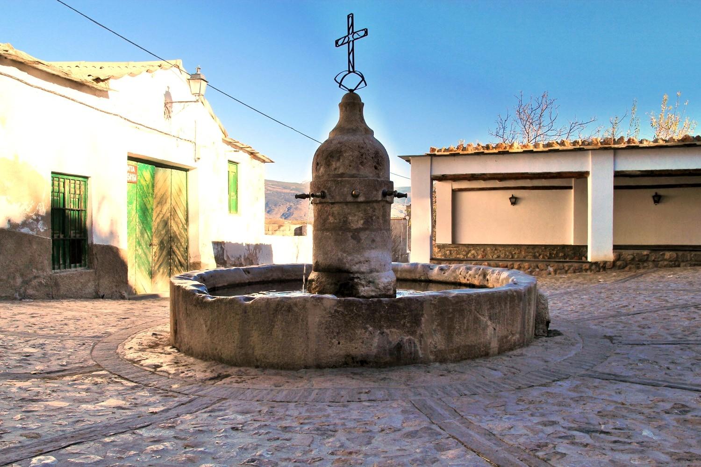Fountain in Jorairátar