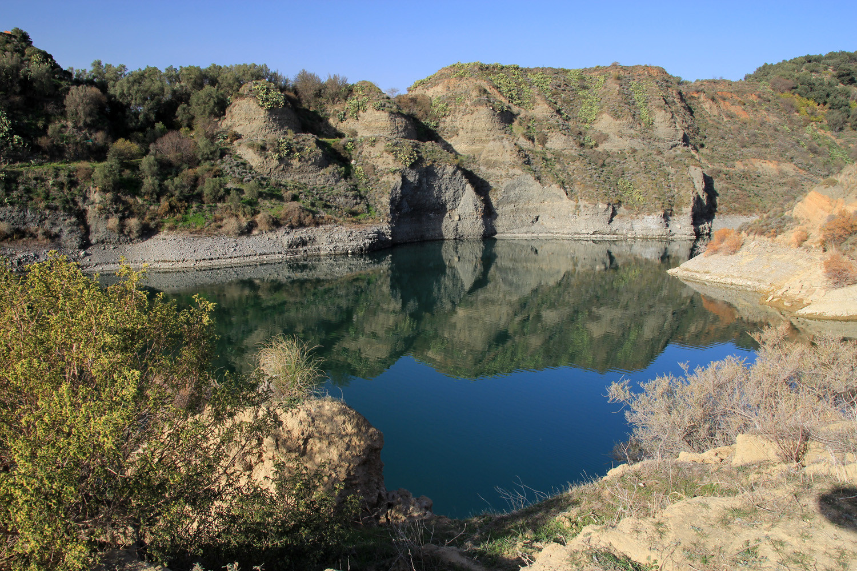 Reservoir of Béznar