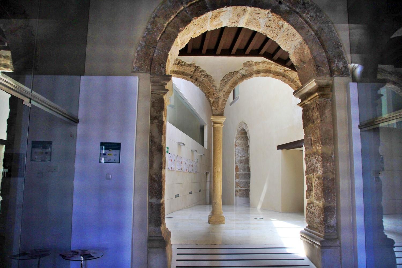 Old Storehouse El Pósito in Loja