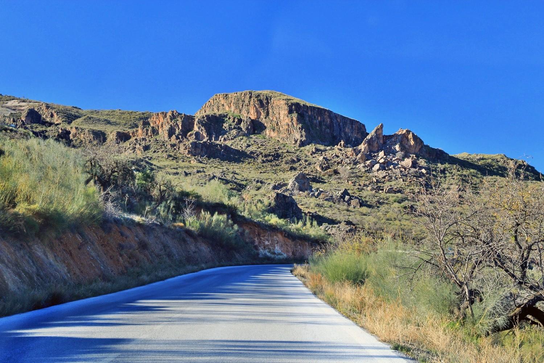 The Road to Cojáyar