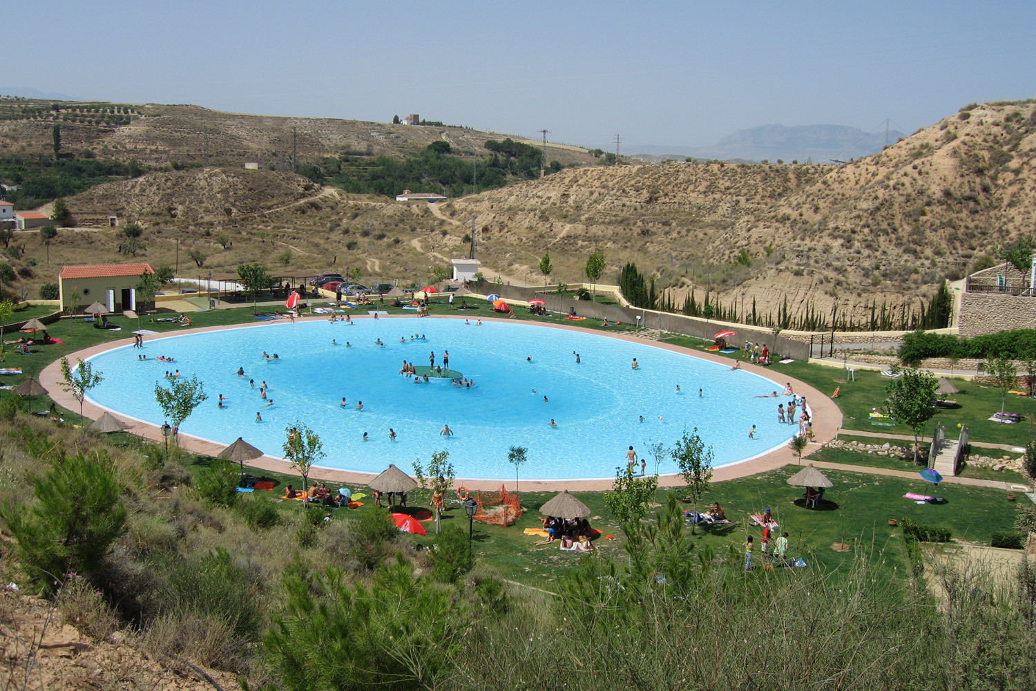 Swimming Pool Cúllar