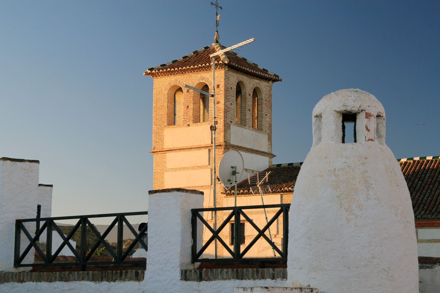 Church of de la Magdalena in Guadix