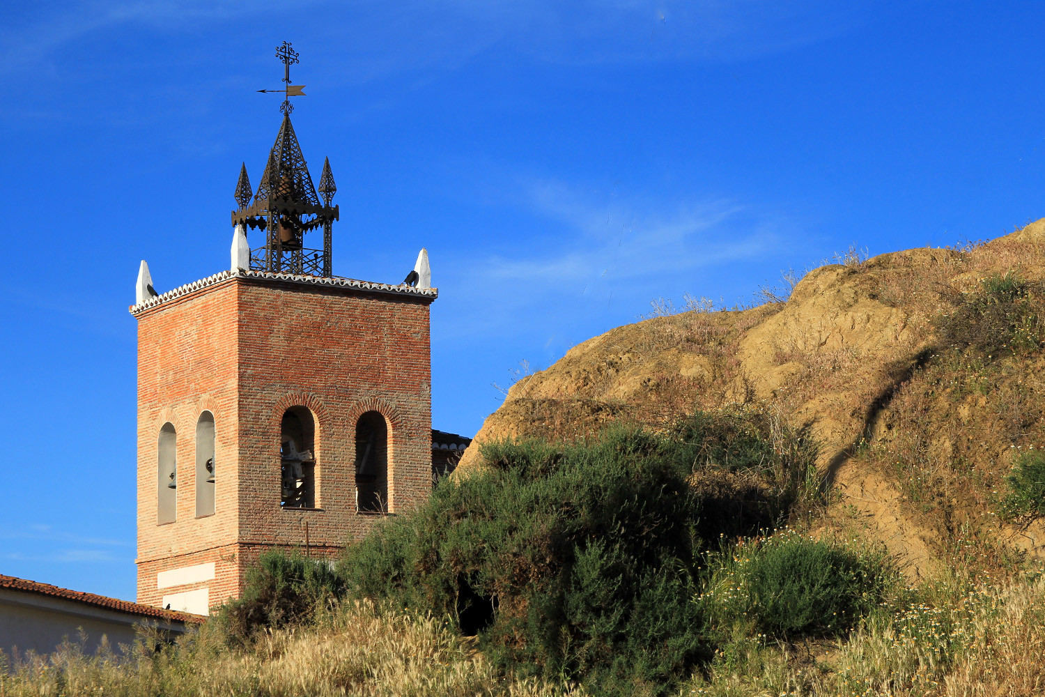The Church of Purullena