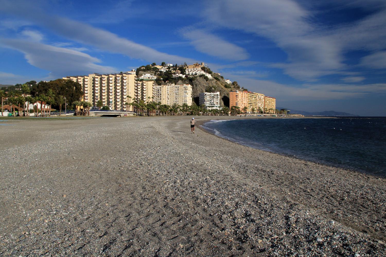 Playa Puerta del Mar  Fuentepiedra - Almuñecar
