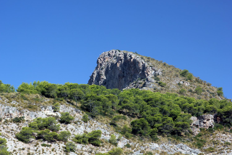 Natural Park Encantilados de Maro Cerro Gordo