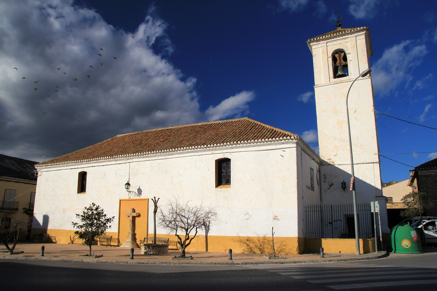 The Church of La Malaha