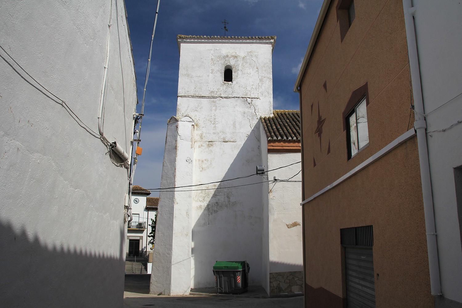 The Tower of Torre Cardela