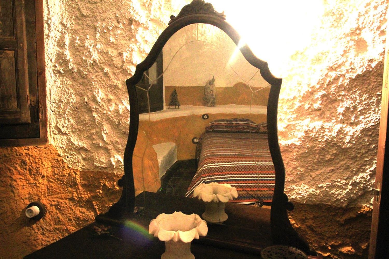 Cave bedroom 2