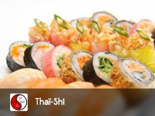 thai shi, sushi, thai