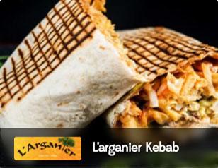 arganier kebab, kebab, tacos