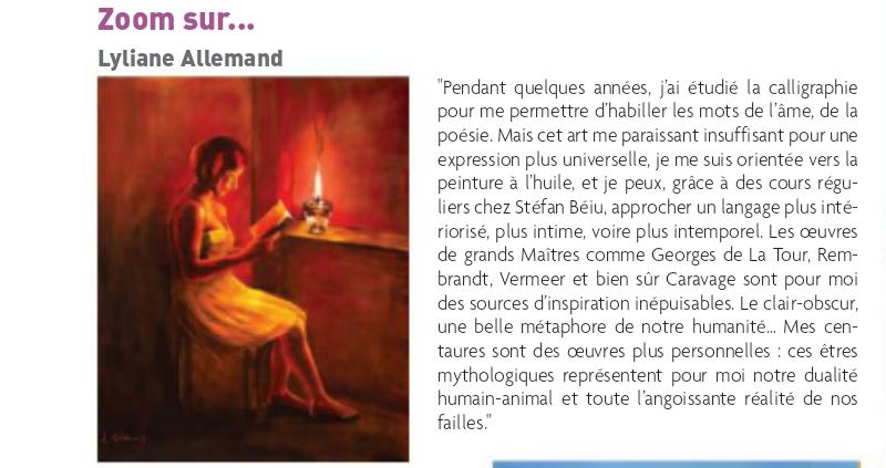 Article du magazine Spectacles et art de vivre à Strasbourg et environs Place des arts