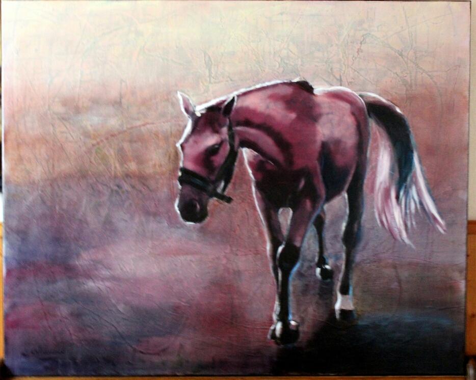 Le cheval de poésie