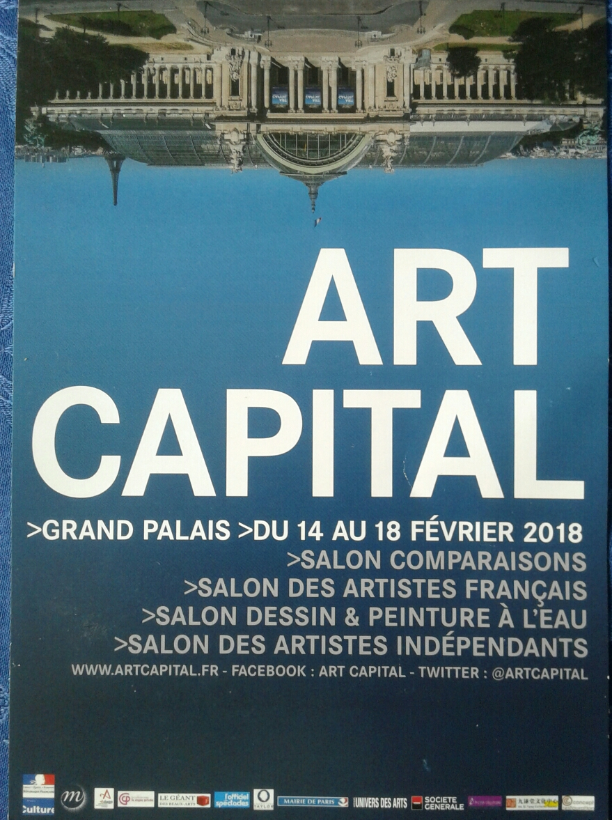 Exposition Art Capital salon des Artistes Indépendants