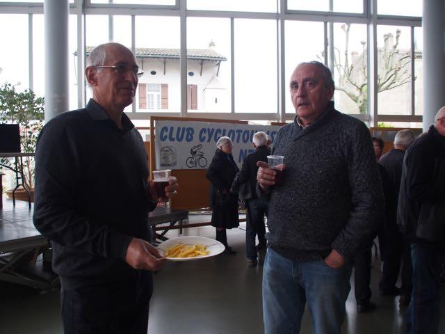 M Baudry,  ministre des sports ...à Nérac