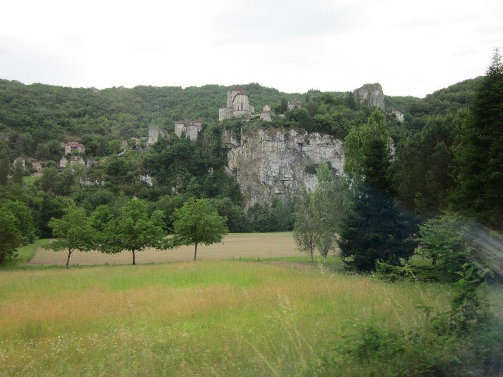 somptueuse vallée du Lot