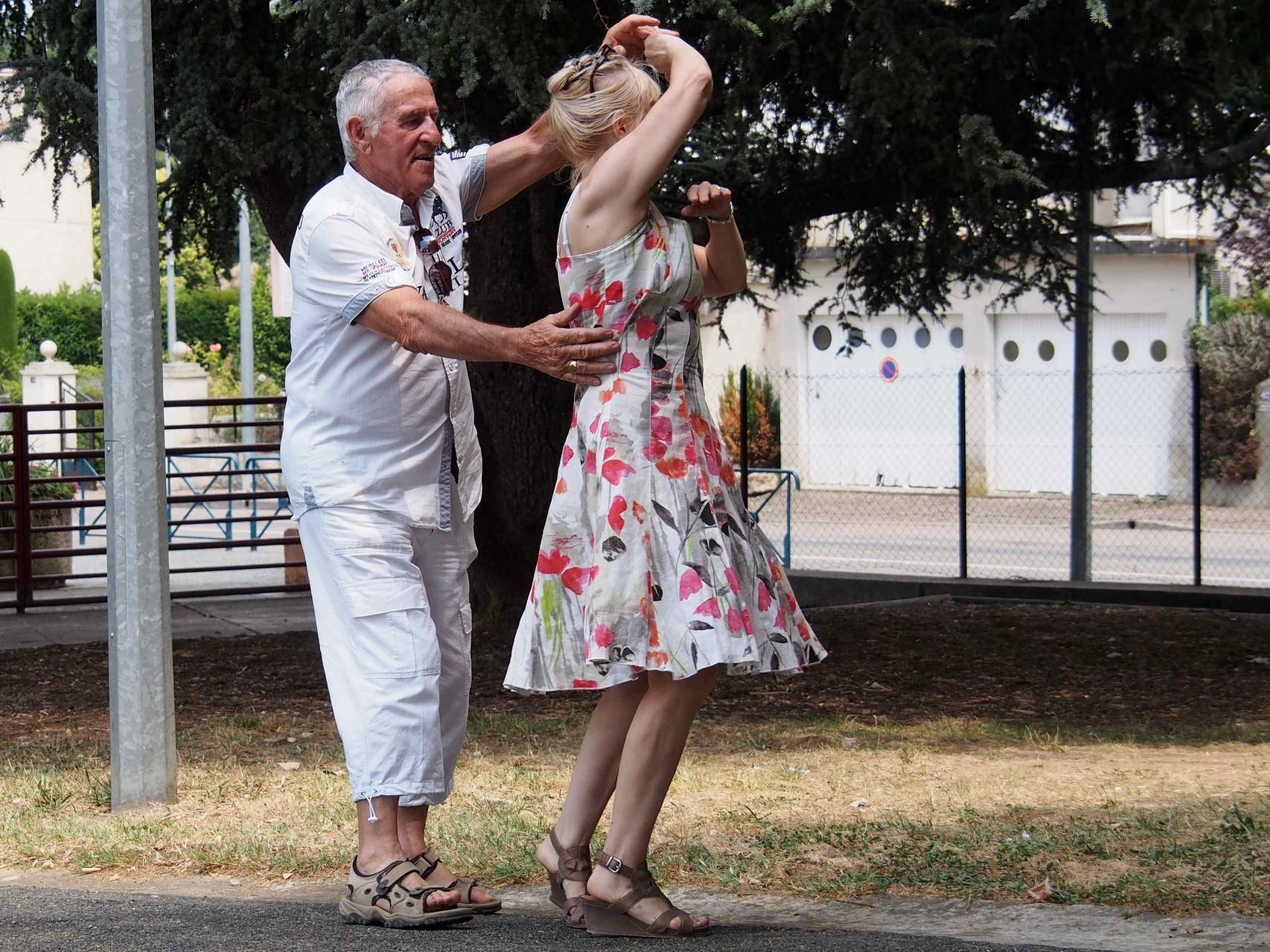 de tango par Gigi et Momo